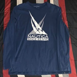 Nautica long sleeve shirt